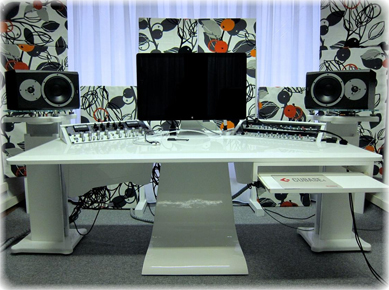 Come costruire uno studio di registrazione casalingo - Mobili studio registrazione ...