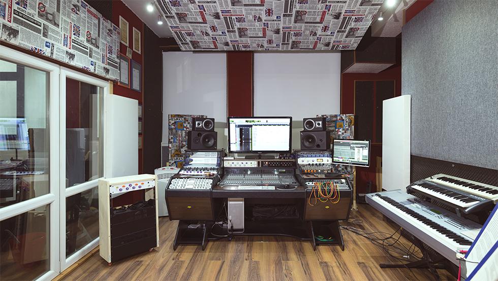 Blog audio recording e produzione musicale registrare audio - Studio di registrazione casalingo ...